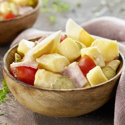 Piémontaise au jambon
