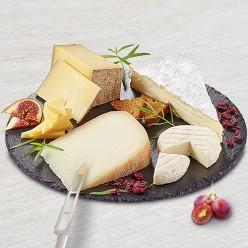 Plateau du terroir original - 4 fromages
