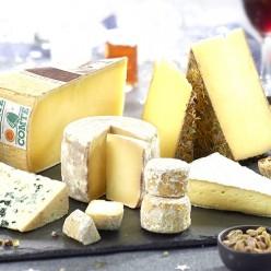 Plateau de 10 fromages