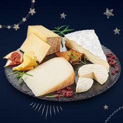 Plateau du terroir classique - 4 fromages