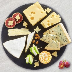 Plateau tradition classique - 4 fromages