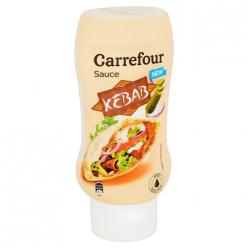 Sauce kebab Carrefour