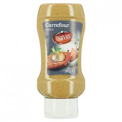 Sauce poivre Carrefour