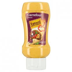 Sauce samouraï Carrefour
