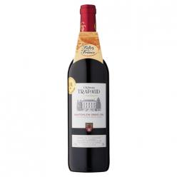 Vin rouge Saint-Émilion 2013 grand cru Château Trapaud