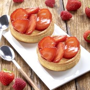 2 Tartelettes fraises