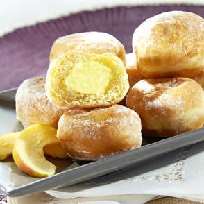 8 minis beignets à la pomme