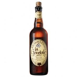 Bière blonde à l'ancienne La Goudale