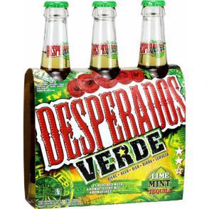 3 Bières Verde Desperados