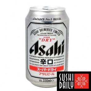 Bière Asahi 330ml