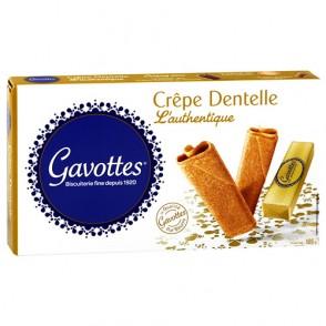 Biscuits crêpes dentelle Gavottes