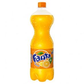 Boisson à l'orange Fanta