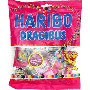 Bonbons Dragibus Haribo