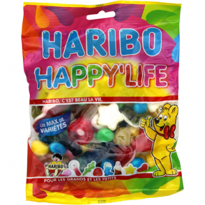 Bonbons Happy' Life Haribo