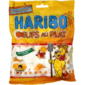 Bonbons Oeufs au Plat Haribo