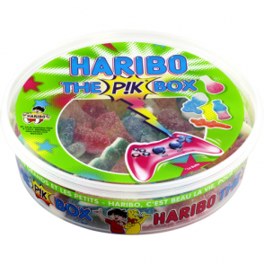 Bonbons The Pik Box Haribo