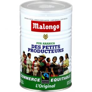 Café moulu Malongo