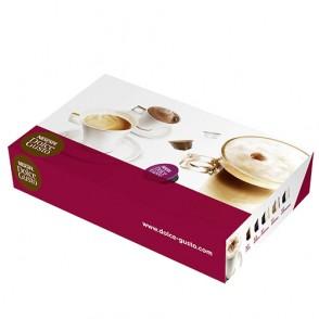 16 capsules de café Espresso Dolce Gusto