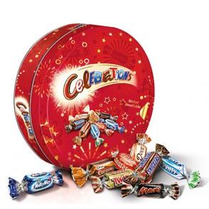 Chocolats assortiment Célébrations