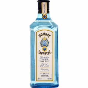 Dry gin Vapour Infused Bombay Sapphire