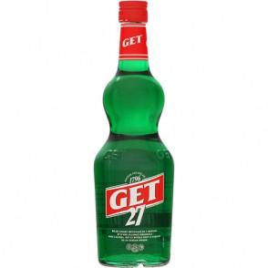 Liqueur à la menthe Get 27