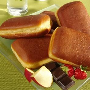 2 maxis beignets au chocolat