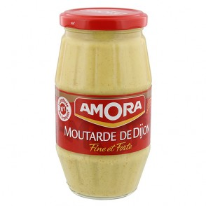 Moutarde fine et forte Amora