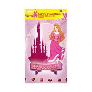 Nappe en plastique - Princesses