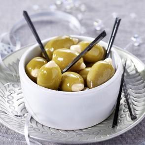 Olives farcies aux amandes