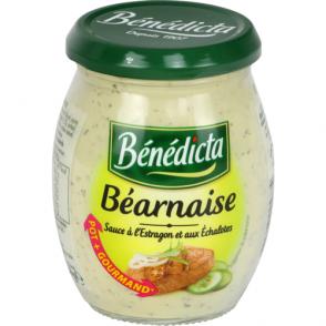 Sauce béarnaise Bénédicta