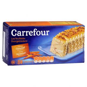 Vacherin au caramel et vanille  - 8 parts