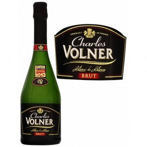 Vin pétillant brut Charles Volner