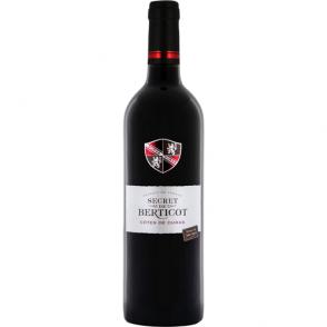Vin Rouge Côtes-de-Duras 2015 Secret de Berticot