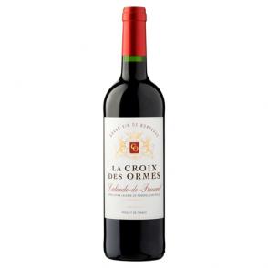 Vin rouge Lalande-de-Pomerol 2013 La Croix des Ormes