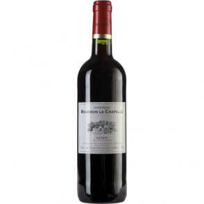 Vin Rouge Médoc 2014 Château Bourbon La Chapelle