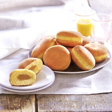 10 beignets à la pomme