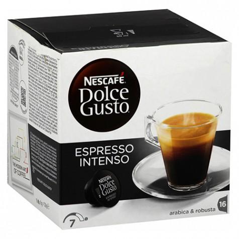 16 capsules de caf espresso intenso dolce gusto - Carrefour Traiteur Mariage