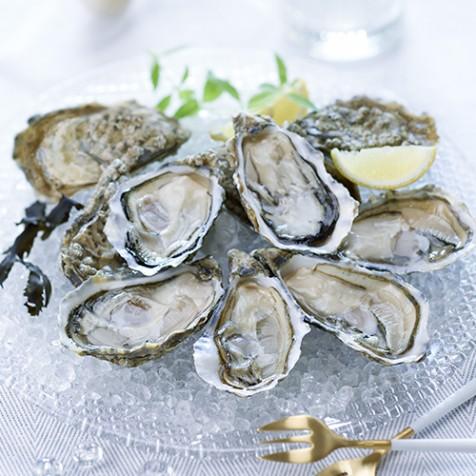 2 douzaines d'huîtres - Pousses en Claire n°3 - Marennes Oléron - Label Rouge