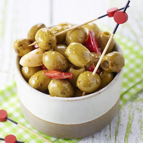 Olives à l'orientale