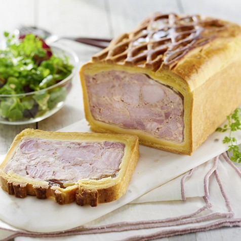 pt en croute suprieur au jambon - Carrefour Traiteur Mariage