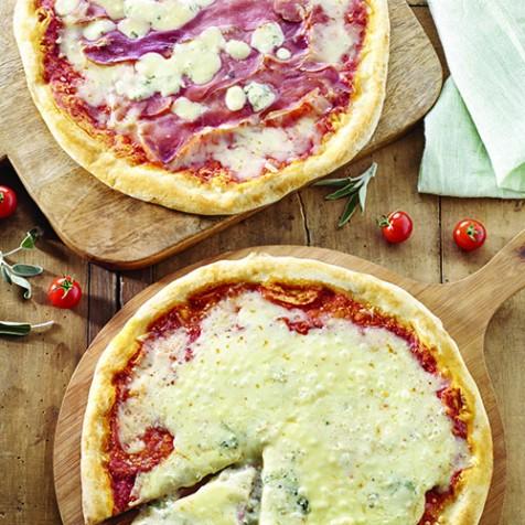 Pizza tirolese