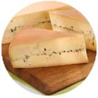 Morbier Filière Qualité Carrefour (au lait cru de vache - 200g)