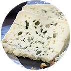Roquefort Société Appellation d'Origine Protégée (au lait cru de brebis - 150g)