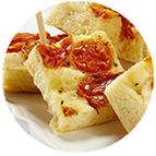 Foccacia tomates et oignons - 30 toasts (400g)