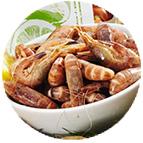 Crevettes grises (100g)