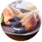Pinces de crabe
