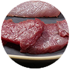 Tranches fines de veau cuison sur pierre (200g)