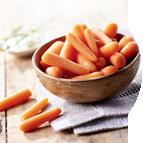 Baby carottes