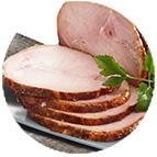 Roti de porc (1 tranche de 30g)