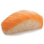 Sushis au saumon